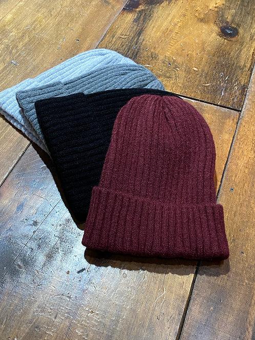 Stretch Knit Beanie