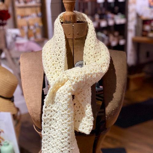 Grandma O's Crocheted Scarves