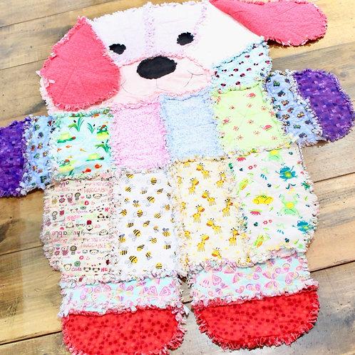 Grandma Gail's Rag Quilt
