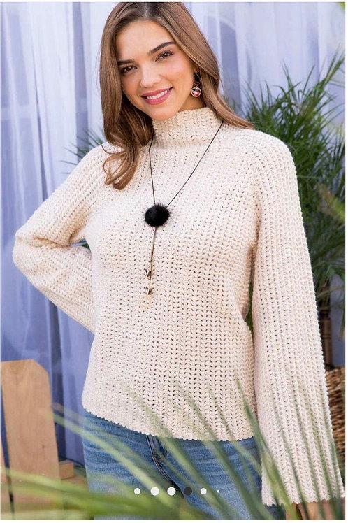 Hi Lo sweater