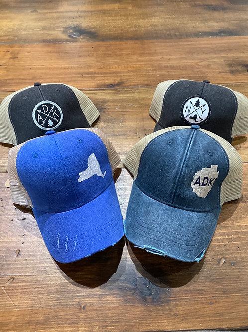 Northern NY trucker hat