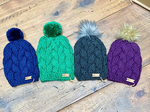 RDP Knit Children's Hats