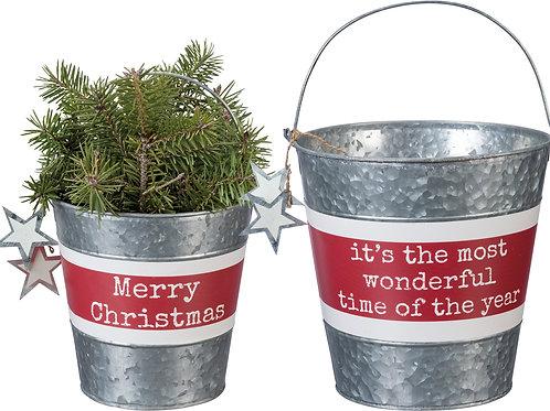 Merry Bucket Set