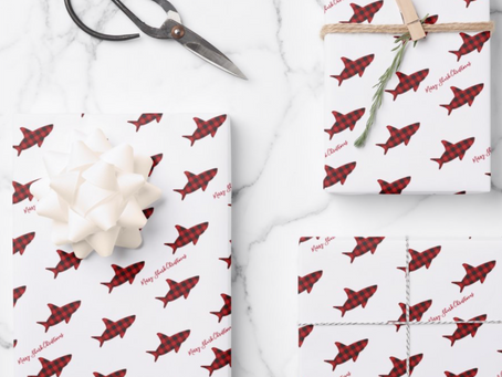 You love plaid and sharks, don't settle