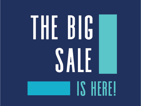 There's a Special sale going on (Updated)