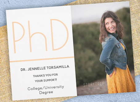 Have a Virtual PhD graduation Celebration