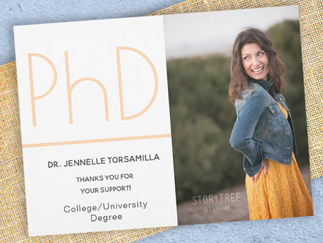 Have a Virtual PhD graduation Celebration