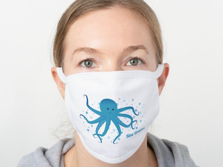 Put an Octopus (Mask) on Your Face