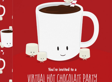 Virtual Christmas Party - Hot Chocolate
