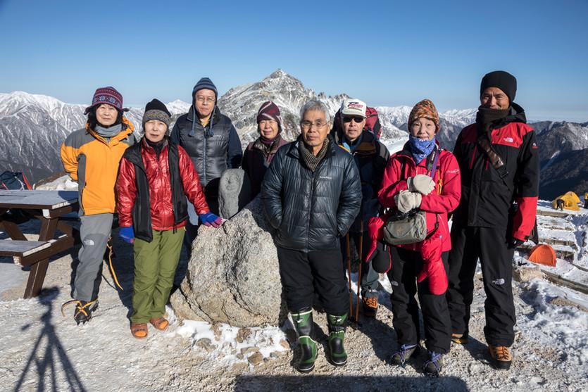 2018.11.22~24 「燕岳」