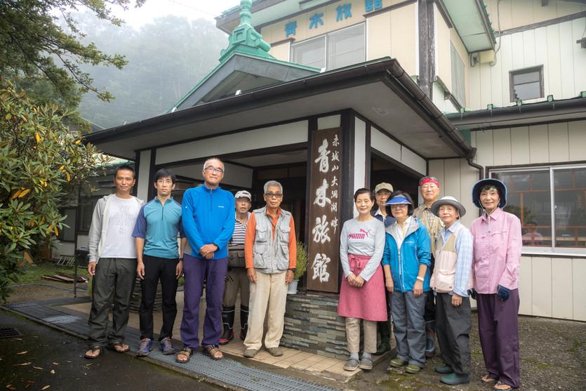 2018.09.08~09 「赤城山」を撮る