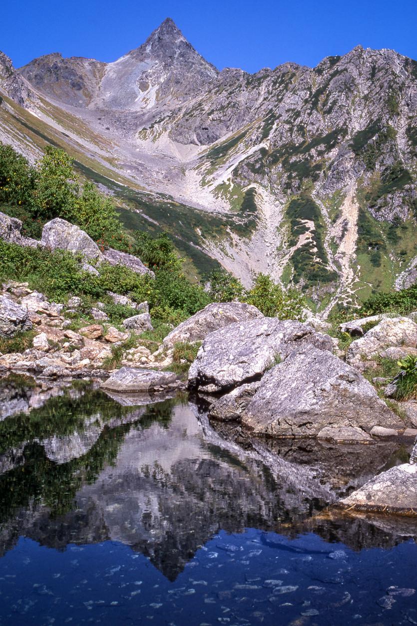 「上高地 春から夏へ」写真展 周辺の山々 編