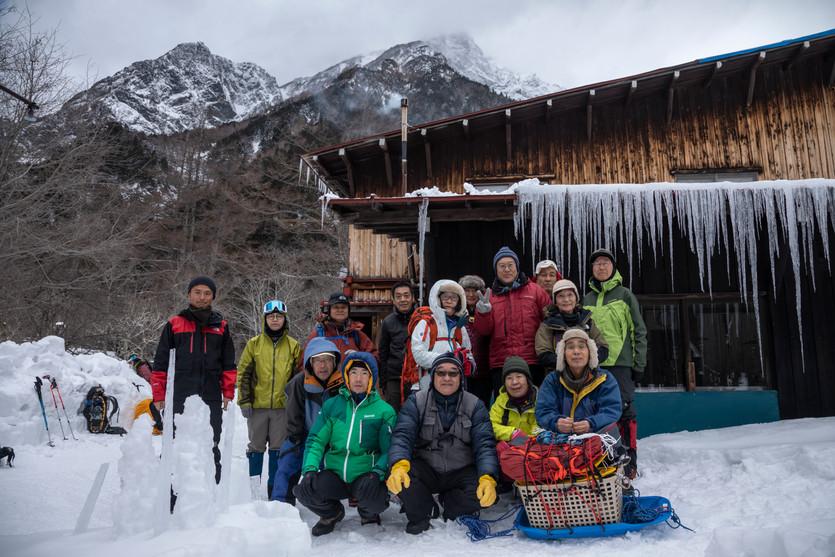 2019.01.25~28 「冬の上高地」