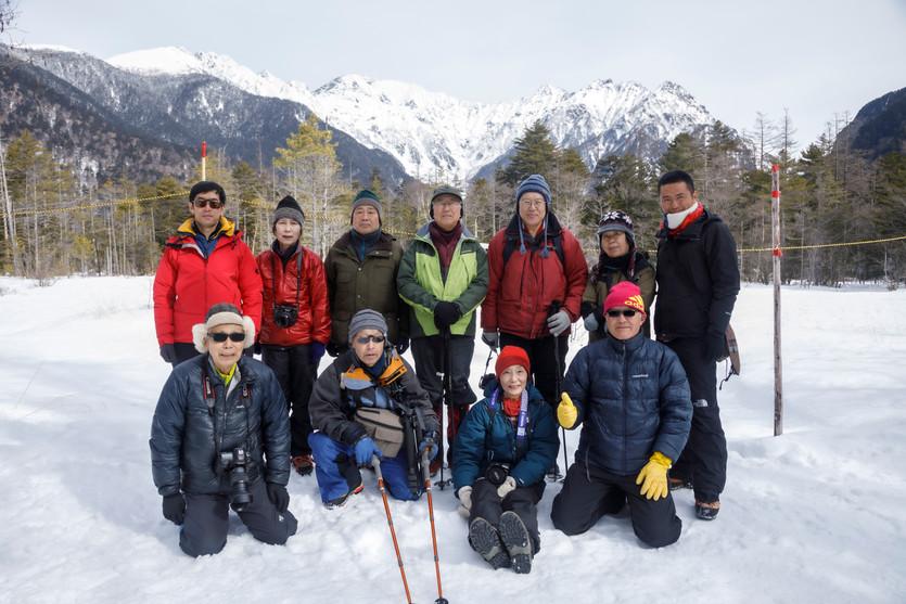 20200124-26 冬の上高地