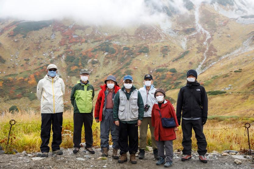 20200930-1002「立山」~チングルマ、ナナカマドを撮る~