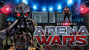 Mahal Empire Name Sci-Fi Horror 'Arena Wars' As Their Tenth Feature Film, Launch Indiegogo Campaign