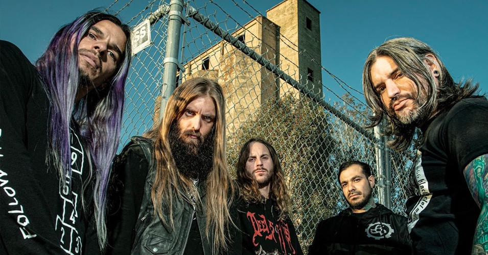 Suicide Silence Become the Hunter Album Review
