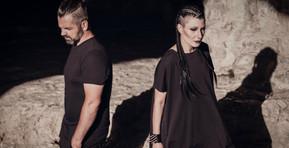 [Album Review] Black Nail Cabaret Invoke 'Gods Verging on Sanity' with Glistening Dark Synthpop