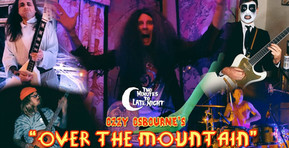 """'Two Minutes to Late Night' Assembles A Sludge Pantheon for Cover of """"Over the Mountain"""""""