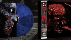 The Soundtracks For The First Two 'Resident Evil' Games Are On Limited Color Vinyl via Laced Records