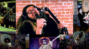 "Two Minutes to Late Night Assembles Prog Rock Legends for Cover of Rush's ""Anthem"""