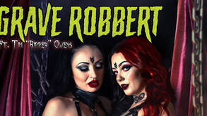 """Grave Robbert Releases Cover of Alice Cooper Cut """"Scarlet and Sheba"""" with Tim """"Ripper"""" Owens"""
