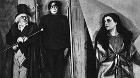 [Digging Up the Dead] 'The Cabinet of Dr. Caligari' Stands as an Expressionist Masterpiece