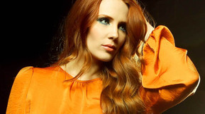 "Epica's Simone Simons Puts a Twist on ""This is Halloween"" from 'The Nightmare Before Christmas'"