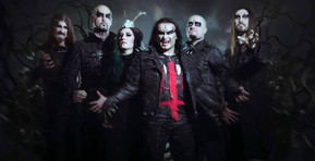 "Cradle of Filth Team with VE Cosmetics for ""Deadly Night Shades"" Eyeshadow Palette"
