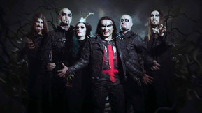 """Cradle of Filth Team with VE Cosmetics for """"Deadly Night Shades"""" Eyeshadow Palette"""