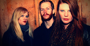 """The White Swan Premiere Ominous New Track """"In Love and Ritual"""" [Video]"""