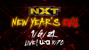The Final Card for NXT 'New Year's Evil' is Set, With a Return and Another Title Match Added