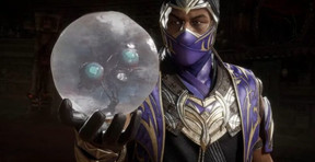 The Returning Rain Gets a Gameplay Trailer Ahead of 'Mortal Kombat 11: Ultimate'