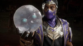 The Returning Rain Gets a Gameplay Trailer Ahead of 'Mortal Kombat 11: Ultimate'