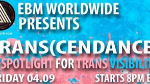 "EBM Worldwide To Host ""Trans(cendance)"" Stream Highlighting Trans DJs"