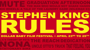 Dollar Baby Film Festival To Stream 25 Unreleased Stephen King Films Later This Month