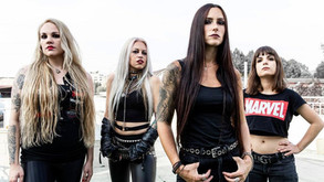"""Nervosa Offer One More Sampling From 'Perpetual Chaos' with """"Under Ruins"""""""