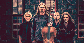 [Review] Apocalyptica's 'Cell-0' Is A Powerful Piece of Progressive Neo-Classical Metal