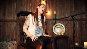 """Floor Jansen Unveils Updated Vocal Cover of Heart's """"Alone"""""""