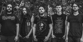 """Amiensus Premiere Brutal New Song """"Iconoclasm,"""" New Album 'Abreaction' Coming Next Month"""