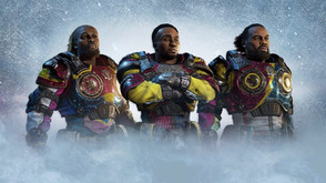 WWE Tag Team Icons The New Day Are Now Playable in 'Gears 5'