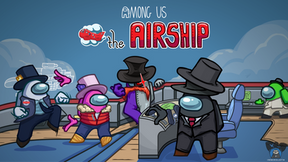 Social Deduction Smash 'Among Us' Will Get The Long-Awaited Airship Update On March 31