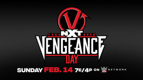 NXT's Valentine's Day 'TakeOver' Has Been Dubbed 'Vengeance Day'