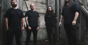 "Brooklyn Post-Black Metallers Tombs Announce 'Under Sullen Skies' With Crushing Single ""Barren"""