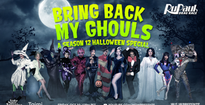 "'RuPaul's Drag Race' to Stream ""Bring Back My Ghouls"" Event on Halloween Eve"
