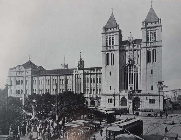 Nova Basílica de São Bento