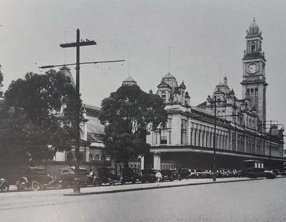 EStação da Luz, 1930