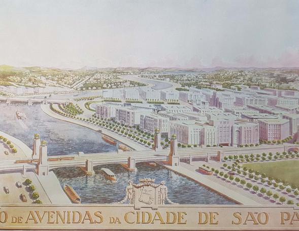 Avenida Tietê, Ponte da Cantareira (estudo)
