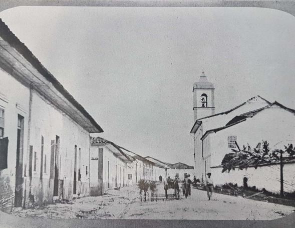 Igreja de São Bento, demolida em 1912