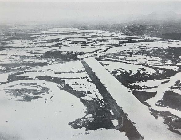 Inundação no Tietê